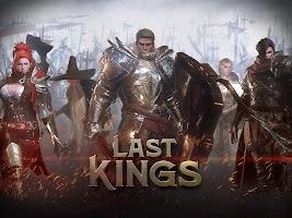 Screenshot 1: 라스트킹스 (Last Kings)