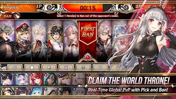 Screenshot 4: King's Raid