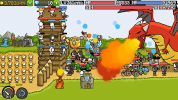 Screenshot 3: 成長城堡
