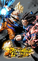 Screenshot 1: DRAGON BALL LEGENDS