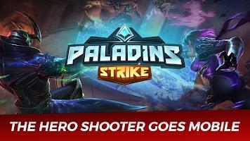 Screenshot 1: Paladins Strike