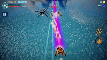 Screenshot 4: Galaxy Airforce War