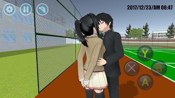 Screenshot 3: High School Simulator 2018