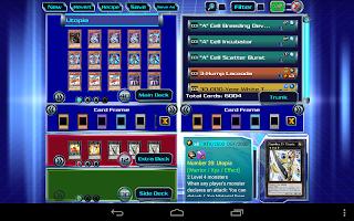 Screenshot 4: Yu-Gi-Oh! Duel Generation