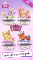 Screenshot 1: Disney Princess Palace Pets