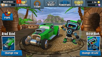 Screenshot 4: Beach Buggy Racing 2