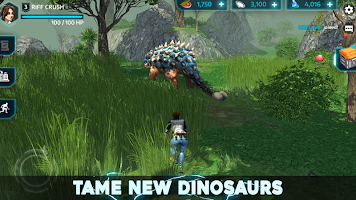 Screenshot 4: Dino Tamers - Jurassic Riding MMO