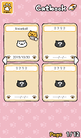 Screenshot 2: Neko Atsume: Kitty Collector