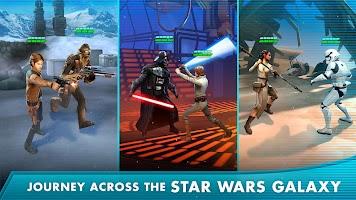 Screenshot 2: Star Wars™: Galaxy of Heroes
