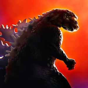 Icon: Godzilla Defense Force