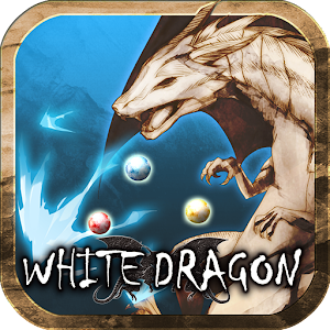 Icon: White Dragon