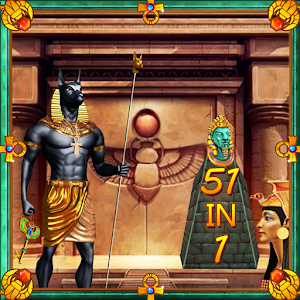 Icon: Free New Escape Games 57-Ancient Doors Escape