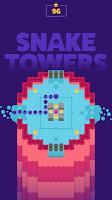 Screenshot 1: Snake Towers
