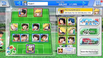 Screenshot 2: 足球小將翼 ZERO | 國際版