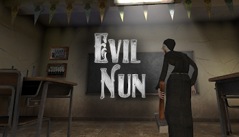 Screenshot 1: Evil Nun