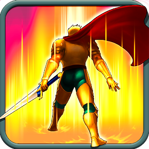 Icon: Guardian Knight Z: legend of fighting games.