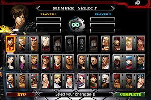 Screenshot 2: THE KING OF FIGHTERS-A 2012(F)