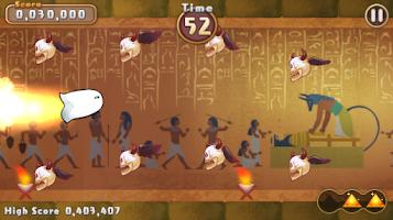 Screenshot 2: Flying Mr. Medjed