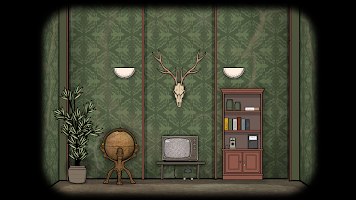 Screenshot 1: Cube Escape: Paradox