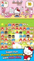 Screenshot 1: Hello Kitty Friends - Hello Kitty Sanrio Puzzle