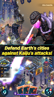Screenshot 3: Godzilla Defense Force
