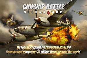 Screenshot 1: GUNSHIP BATTLE: SECOND WAR