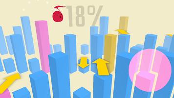 Screenshot 3: Steps! - ¡Brutalmente difícil!