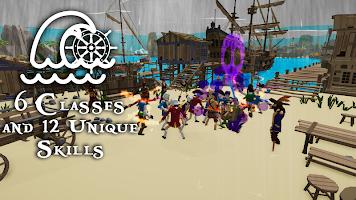 Screenshot 1: Sea of Pirates