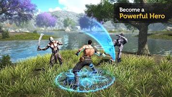 Screenshot 2: Evil Lands: Online Action RPG