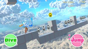 Screenshot 2: Unity-Chan Dash!