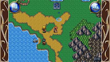 Screenshot 1: 空之傳說