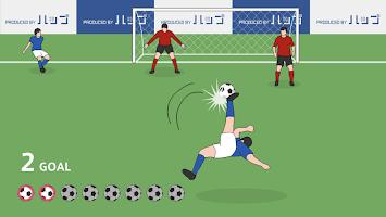 Screenshot 2: Overhead Kick