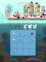 Screenshot 4: ペンギン島のパズル