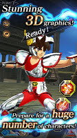 Screenshot 2: SAINT SEIYA SHINING SOLDIERS