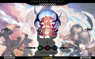 Screenshot 4: Cytus