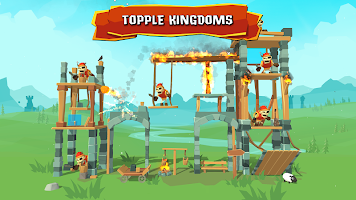 Screenshot 3: Crush the Castle: Siege Master