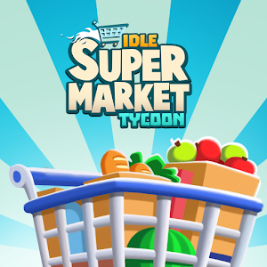 Icon: Idle Supermarket Tycoon - Tiny Shop Game