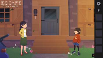 Screenshot 3: Escape Logan Estate
