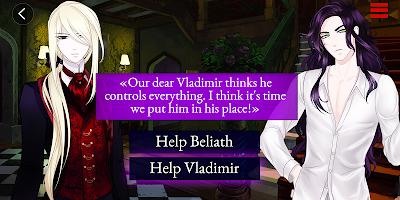 Screenshot 4: Moonlight Lovers : Beliath - dating sim / Vampire