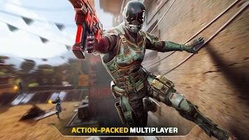 Screenshot 1: Modern Combat Versus