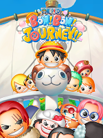 Screenshot 1: ONE PIECE Bon! Bon! Journey!! | โกลบอล