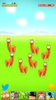 Screenshot 3: Alpaca Evolution Begins