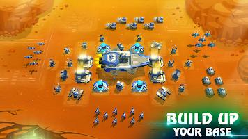 Screenshot 1: Ark Rivals
