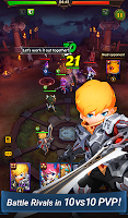 Screenshot 3: Hello Hero: Epic Battle