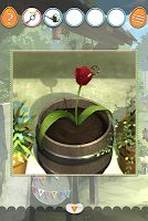 Screenshot 3: 逃出春天的庭園