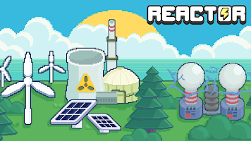 Screenshot 1: 反應堆 - 能源公司巨頭