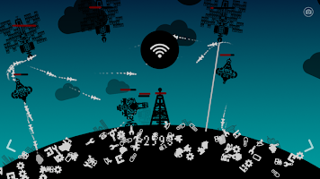 Screenshot 3: ひとりぼっち惑星