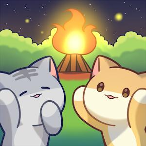 Icon: 貓咪森林:治癒露營