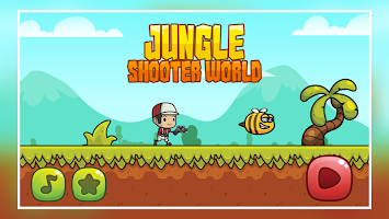 Screenshot 1: Jungle Shooter World