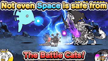 Screenshot 4: The Battle Cats